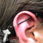 Two Piercings
